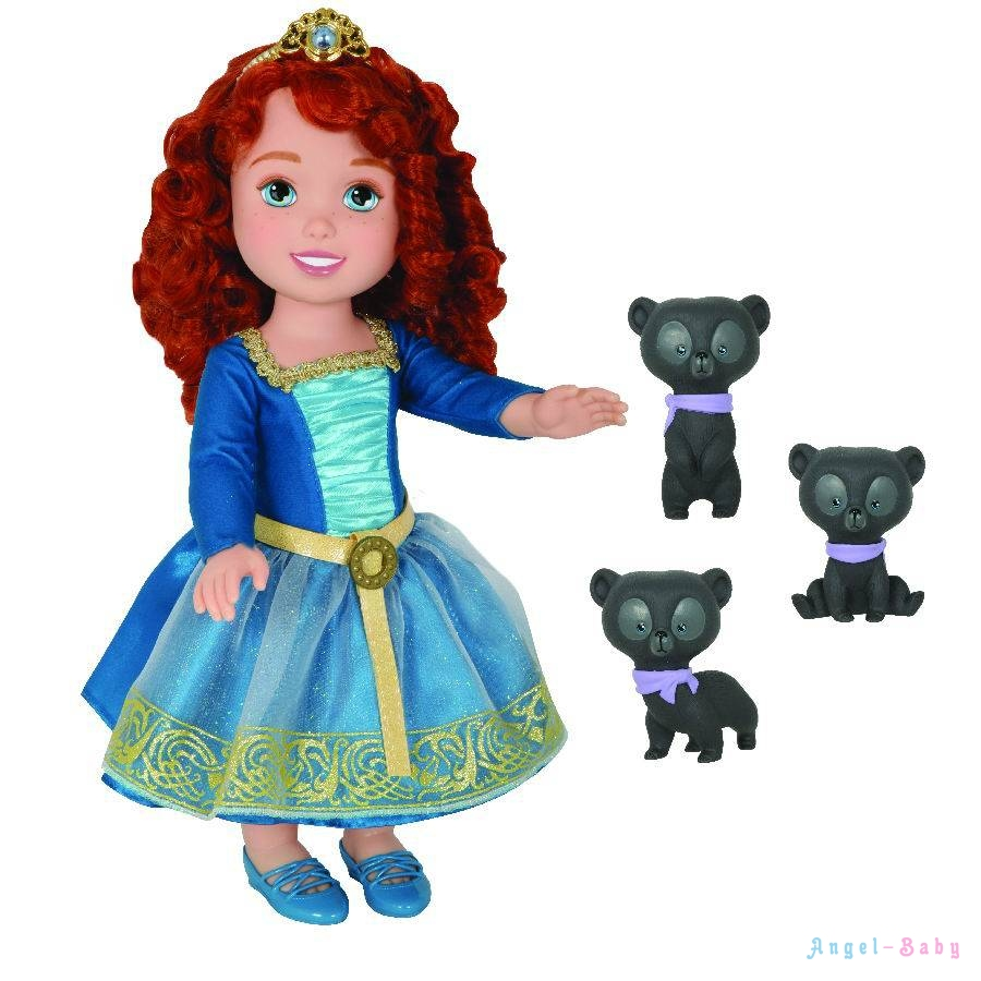 Кукла Disney Princess Merida 37 см (США) 75364