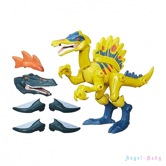 Конструкторы Hasbro Парк юрского периода Jurassic World Hero Mashers
