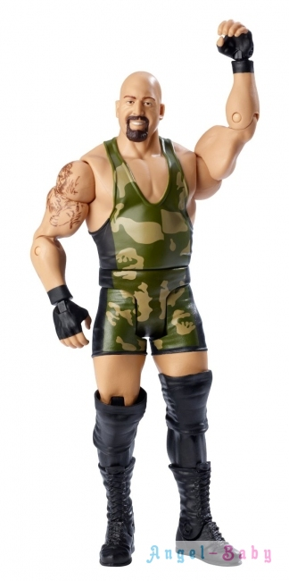 Фигура Боец Реслинга WWE Big Show RAW Supershow Figure Series 25 Mattel (США) X9777