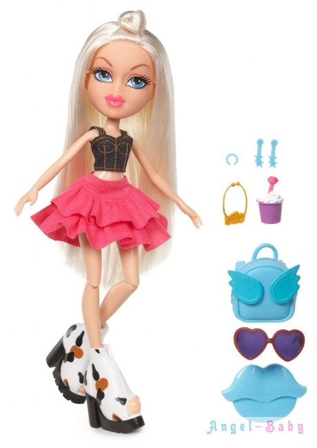 Кукла Bratz Hello My Name Is Cloe Братз Привет Меня Зовут Хлоя 25 cм (США) 536093