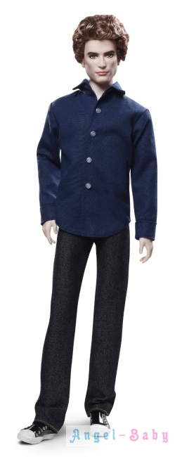 Кукла Barbie Collector The Twilight Saga Breaking Dawn Part II Jasper Джаспер 29 см (США) Y5190