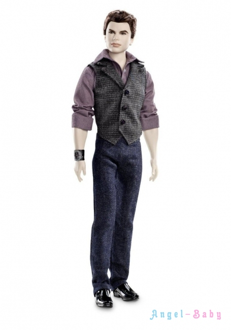 Кукла Barbie Collector The Twilight Saga Breaking Dawn Part II Emmett Эммэт 29 см (США) Y5910
