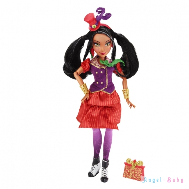 Кукла Disney Descendants Signature Freddie Isle of the Lost Фредди 28 см (США) B5542/B3113