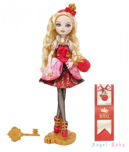 Кукла Ever After High Apple White Эпл Уайт 28 см (США) BBD52