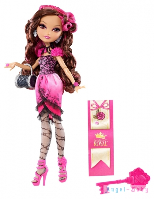 Кукла Ever After High Briar Beauty Браер Бьюти 28 см (США) BBD53