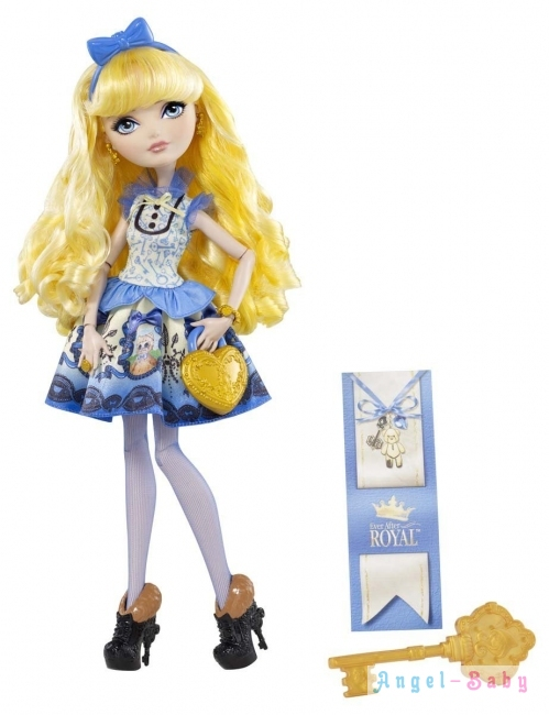 Кукла Ever After High Blondie Lockes Блонди Локс 28 см (США) BBD54