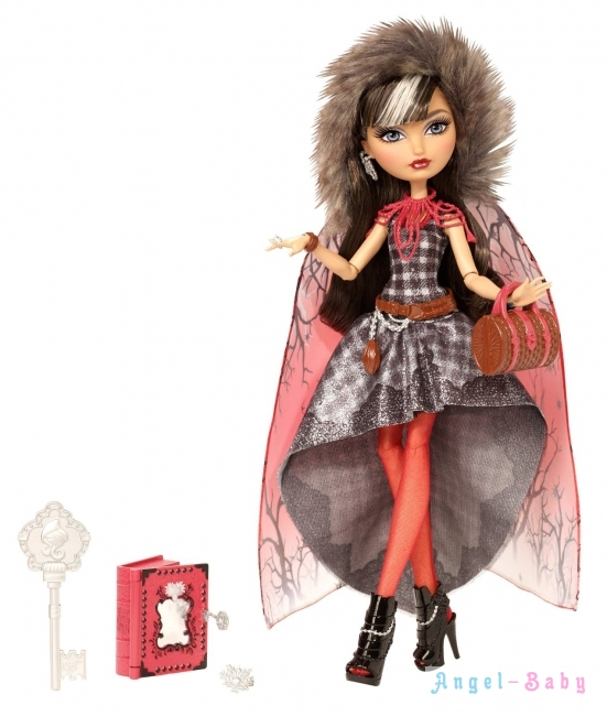Кукла Ever After High Legacy Day Cerise Hood Сериз Худ День Наследия 28,5 см (США) BJH48