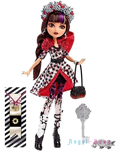 Кукла Ever After High Spring Unsprung Cerise Hood Сериз Худ Несдержанная Весна 28,5 см (США) CDM50
