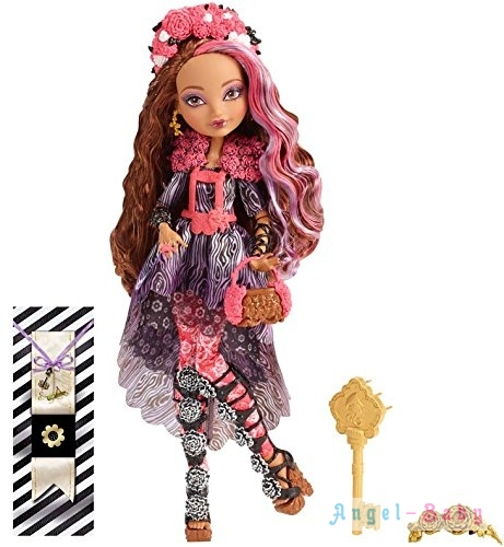 Кукла Ever After High Spring Unsprung Cedar Wood Сидар Вуд Несдержанная Весна 28 см (США) CDM51