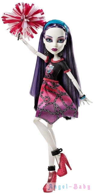 Кукла Monster High Ghoul Spirit Spectra Vondergeist Гул Спирит Спектра Вондергейст 26 см (США) BDF10