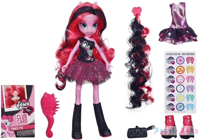 Кукла My Little Pony Equestria Girls Pinkie Pie Пинки Пай 22,5 см (США) A6473