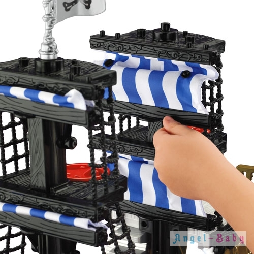 Imaginext Alpha Star Spaceship Toy Review Fisher Price